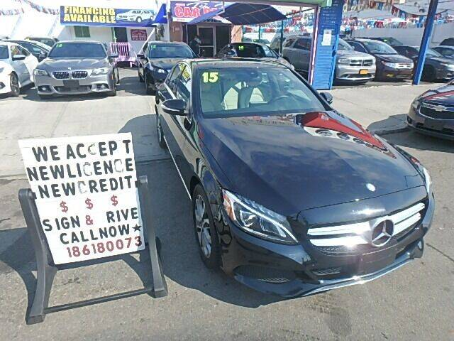 2015 Mercedes-Benz C-Class for sale at 4530 Tip Top Car Dealer Inc in Bronx NY