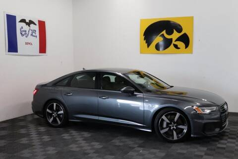 2021 Audi A6 for sale at Carousel Auto Group in Iowa City IA