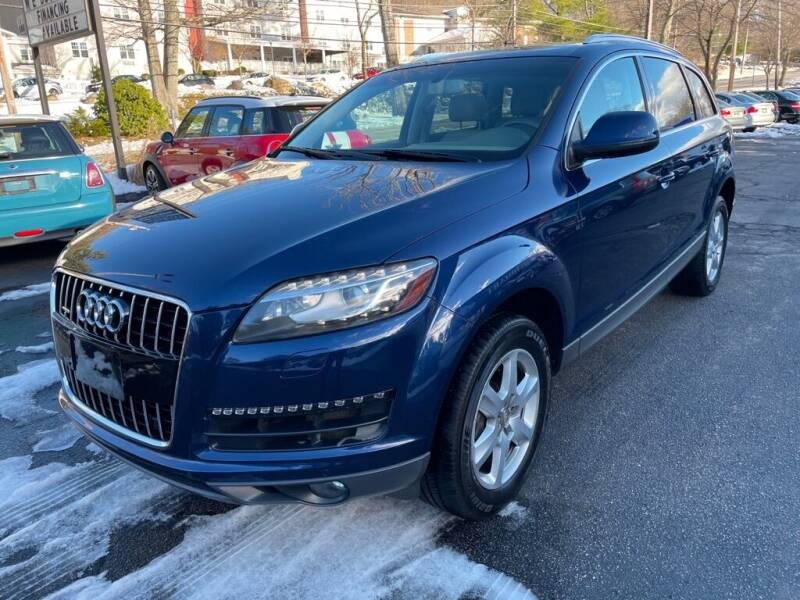 2012 Audi Q7 for sale at Premier Automart in Milford MA