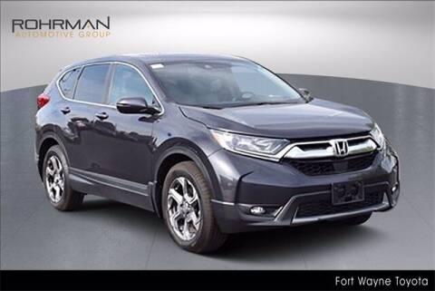 2017 Honda CR-V for sale at BOB ROHRMAN FORT WAYNE TOYOTA in Fort Wayne IN