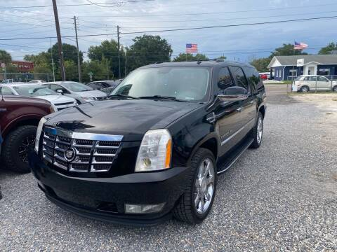 2009 Cadillac Escalade for sale at Velocity Autos in Winter Park FL