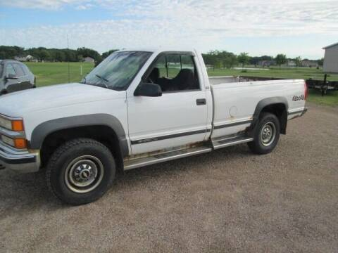 1998 Chevrolet C/K 2500 Series for sale at SWENSON MOTORS in Gaylord MN