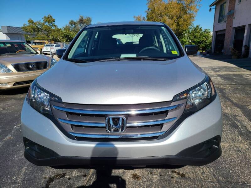 2014 Honda CR-V for sale at CAR-RIGHT AUTO SALES INC in Naples FL