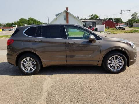 2018 Buick Envision for sale at Faw Motor Co in Cambridge NE