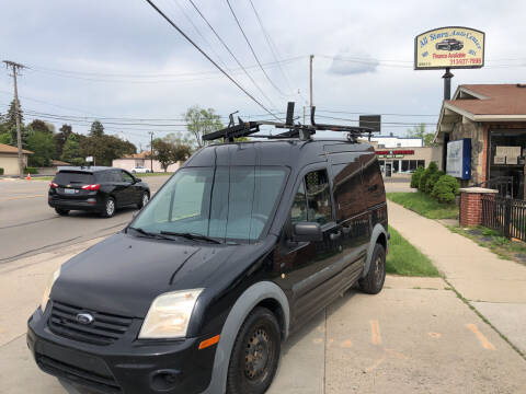 2013 Ford Transit Connect for sale at All Starz Auto Center Inc in Redford MI