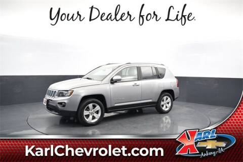 2014 Jeep Compass for sale at Karl Pre-Owned in Glidden IA