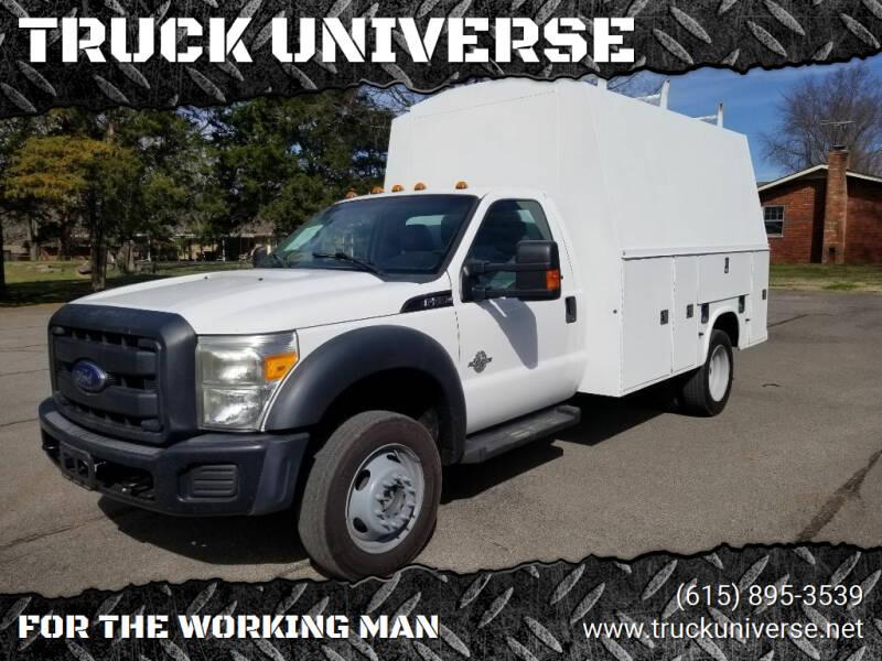 2012 Ford F-550 Super Duty for sale at TRUCK UNIVERSE in Murfreesboro TN