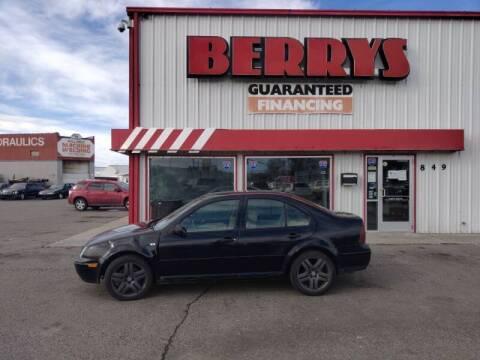 2000 Volkswagen Jetta for sale at Berry's Cherries Auto in Billings MT