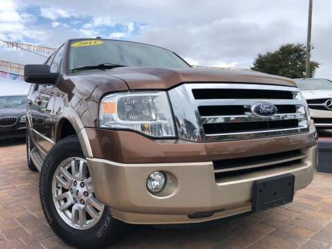 2011 Ford Expedition for sale at Cars of Tampa in Tampa FL