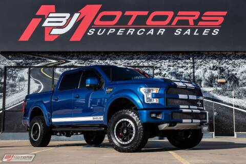 2017 Ford F-150 for sale at BJ Motors in Tomball TX