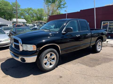 2003 Dodge Ram Pickup 1500 for sale at B Quality Auto Check in Englewood CO