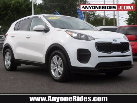 2019 Kia Sportage for sale at ANYONERIDES.COM in Kingsville MD