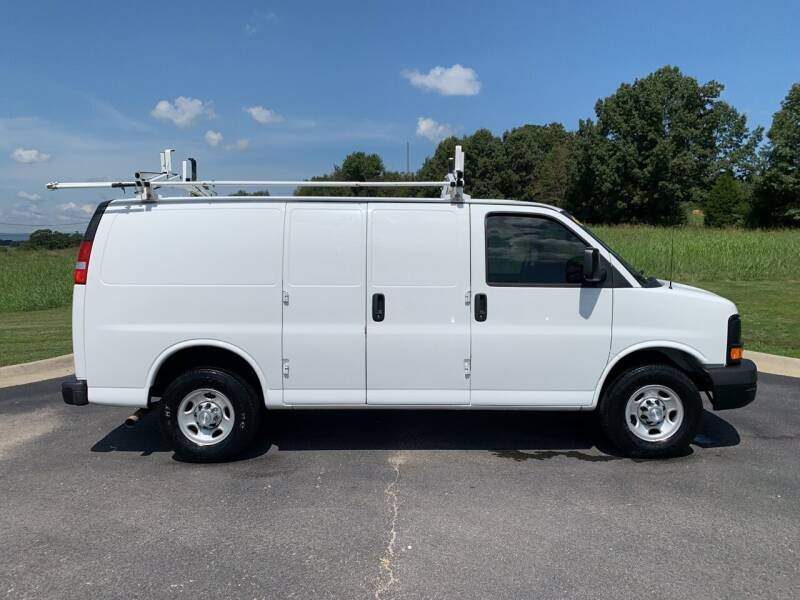 2016 Chevrolet Express Cargo for sale at V Automotive in Harrison AR