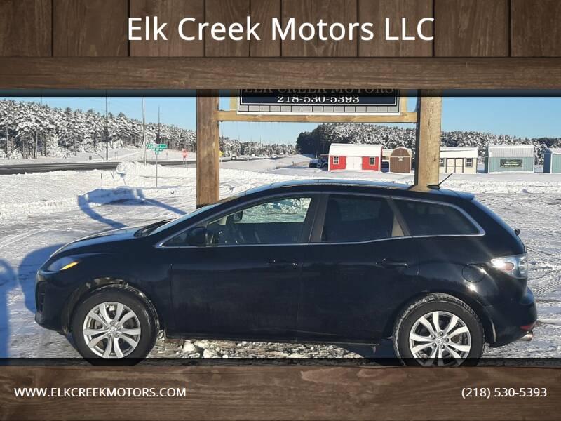 2010 Mazda CX-7 for sale at Elk Creek Motors LLC in Park Rapids MN