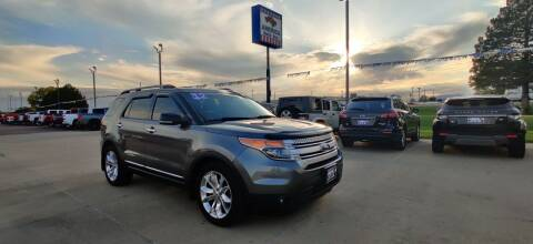 2012 Ford Explorer for sale at America Auto Inc in South Sioux City NE