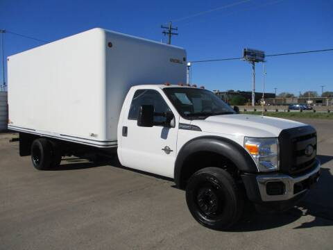 2012 Ford F-550 Super Duty for sale at Pasadena Auto Planet - 9172 North Freeway in Houston TX