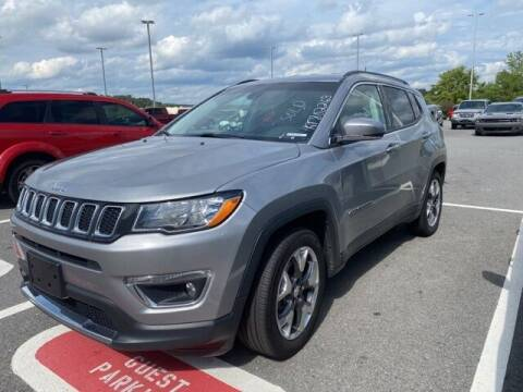 2019 Jeep Compass for sale at The Car Guy powered by Landers CDJR in Little Rock AR