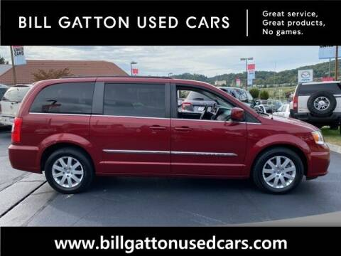 2015 Chrysler Town and Country for sale at Bill Gatton Used Cars in Johnson City TN