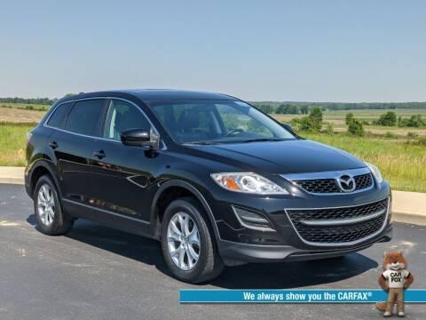 2012 Mazda CX-9 for sale at Bob Walters Linton Motors in Linton IN