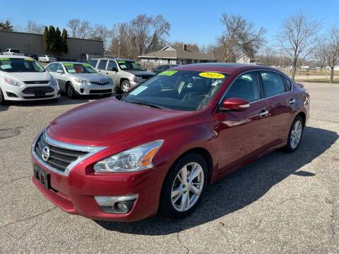 2013 Nissan Altima for sale at River Motors in Portage WI