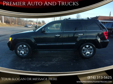 2010 Jeep Grand Cherokee for sale at Premier Auto And Trucks in Independence MO