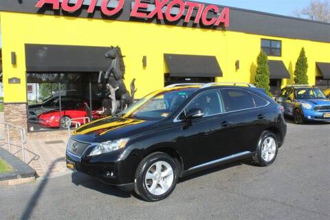 2011 Lexus RX 350 for sale at Auto Exotica in Red Bank NJ