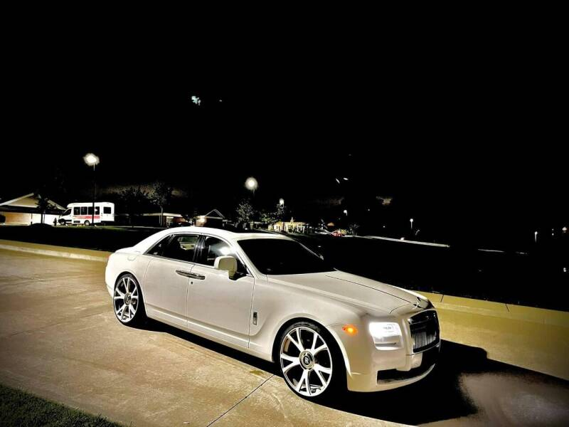 2011 Rolls-Royce Ghost for sale at ARCH AUTO SALES in Saint Louis MO