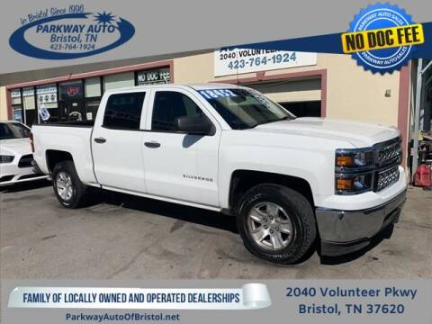 2014 Chevrolet Silverado 1500 for sale at PARKWAY AUTO SALES OF BRISTOL in Bristol TN