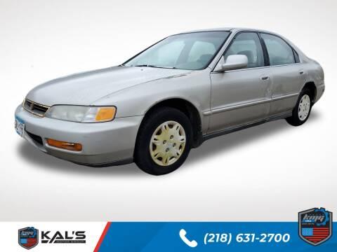 1996 Honda Accord for sale at Kal's Kars - CARS in Wadena MN