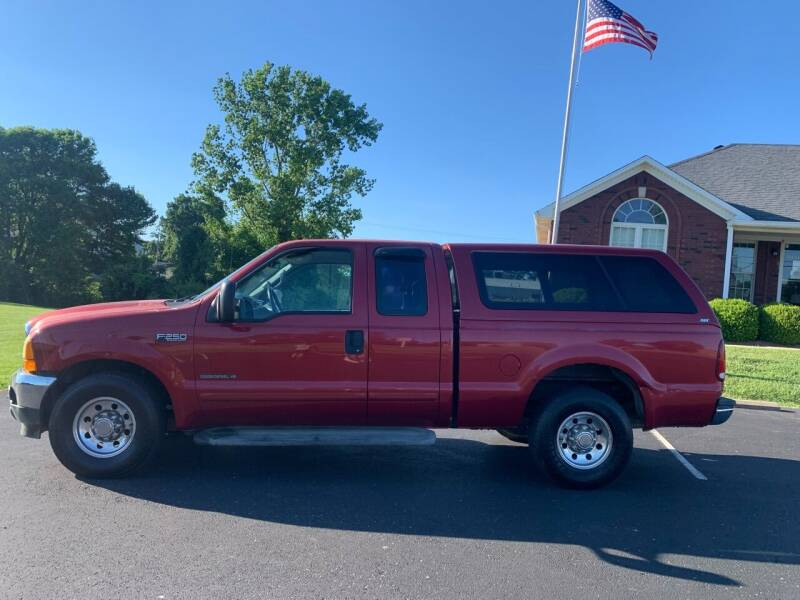 2001 Ford F-250 Super Duty for sale at HillView Motors in Shepherdsville KY