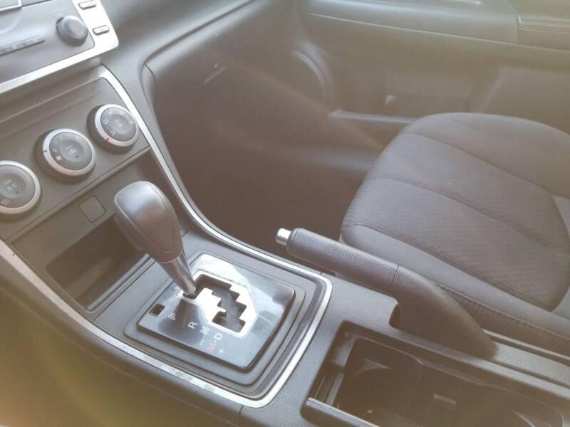 2012 Mazda MAZDA6 i Sport 4dr Sedan 5A - Eustis FL