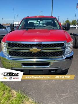2011 Chevrolet Silverado 3500HD for sale at COYLE GM - COYLE NISSAN - New Inventory in Clarksville IN