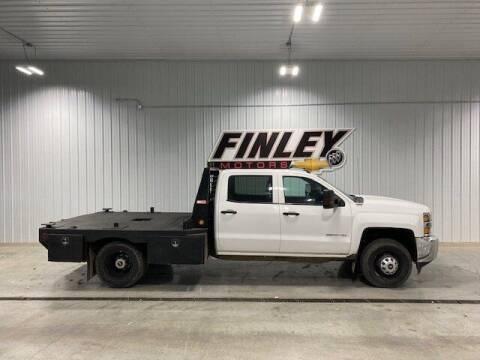 2015 Chevrolet Silverado 3500HD for sale at Finley Motors in Finley ND