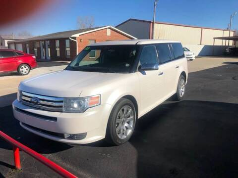 2009 Ford Flex for sale at Moore Imports Auto in Moore OK