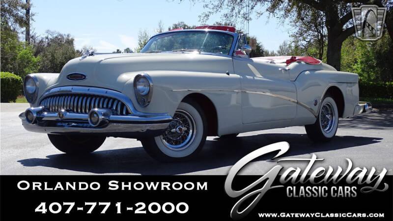 1953 Buick Skylark for sale in Lake Mary, FL