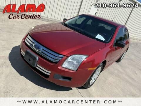 2008 Ford Fusion for sale at Alamo Car Center in San Antonio TX