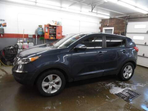 2013 Kia Sportage for sale at East Barre Auto Sales, LLC in East Barre VT