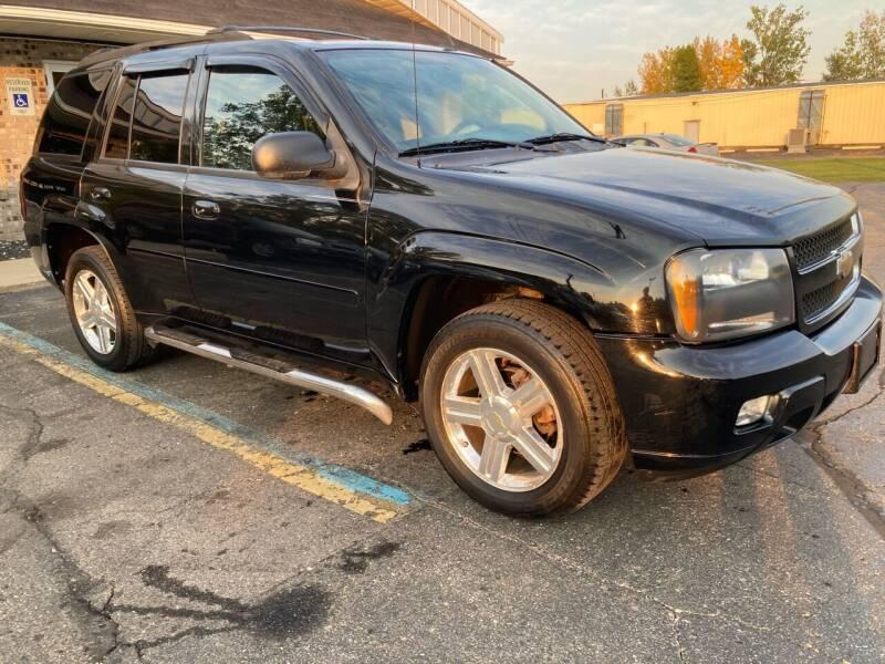 2007 Chevrolet TrailBlazer for sale at Imlay City Auto Sales LLC. in Imlay City MI