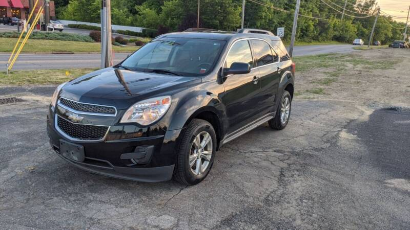 2014 Chevrolet Equinox for sale at Newport Auto Group Boardman in Boardman OH