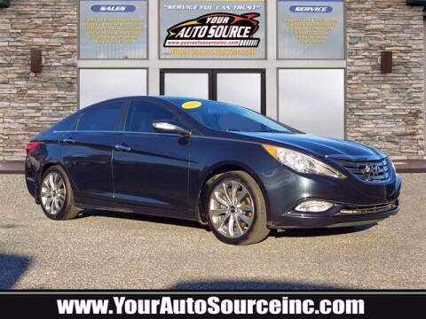 2011 Hyundai Sonata for sale at Your Auto Source in York PA