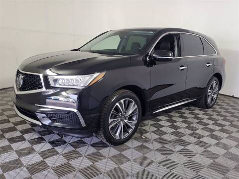 2019 Acura MDX for sale at PHIL SMITH AUTOMOTIVE GROUP - Joey Accardi Chrysler Dodge Jeep Ram in Pompano Beach FL