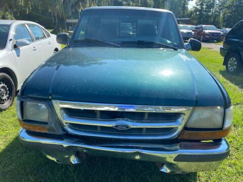 1998 Ford Ranger for sale at Carlyle Kelly in Jacksonville FL