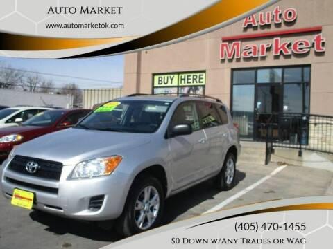 2012 Toyota RAV4 for sale at Auto Market in Oklahoma City OK