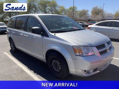 2010 Dodge Grand Caravan for sale at Sands Chevrolet in Surprise AZ
