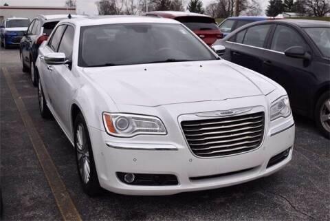 2011 Chrysler 300 for sale at BOB ROHRMAN FORT WAYNE TOYOTA in Fort Wayne IN