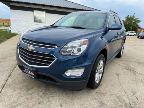 2016 Chevrolet Equinox for sale at Auto House of Bloomington in Bloomington IL