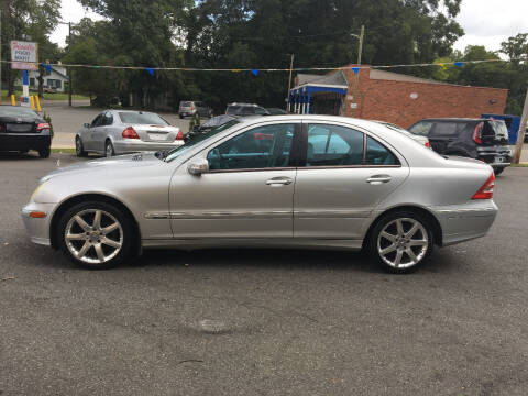 2003 Mercedes-Benz C-Class for sale at Diamond Auto Sales in Lexington NC