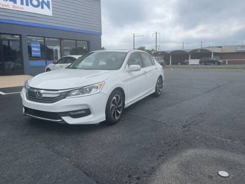 2016 Honda Accord for sale at Car Nation in Aberdeen MD