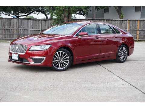 2017 Lincoln MKZ for sale at BAYWAY Certified Pre-Owned in Houston TX