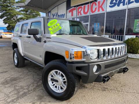 2006 HUMMER H3 for sale at Xtreme Truck Sales in Woodburn OR